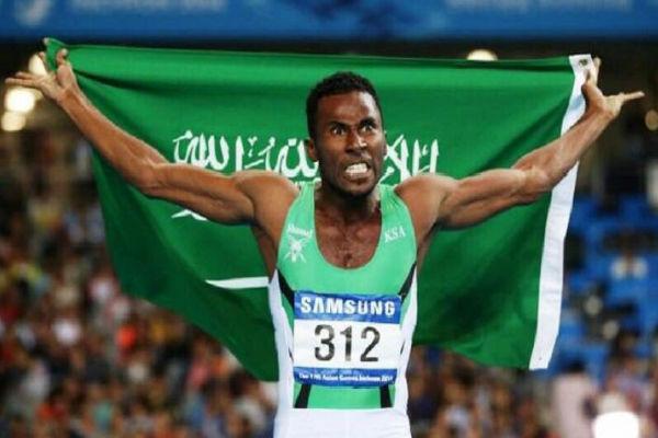 استبعاد العداء السعودي مسرحي من الأولمبياد بسبب المنشطات
