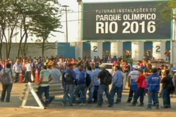 عمال المترو يهددون بالاضراب عشية حفل افتتاح الأولمبياد