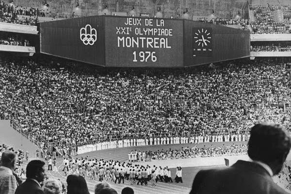 مونتريال 1976: بداية المقاطعة وفاتورة منشآت مرهقة