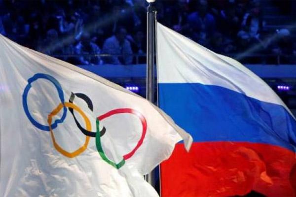 اللجنة الاولمبية الدولية قررت عدم استبعاد نظيرتها الروسية وبالتالي جميع رياضيي روسيا