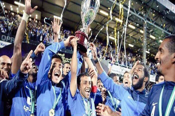 الهلال توج باللقب في الموسم الماضي على حساب النصر