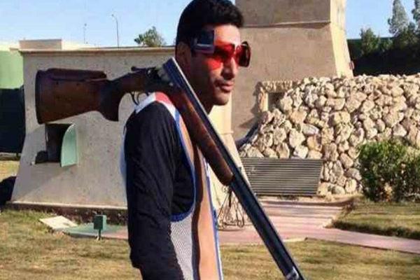 المصري أحمد قمر يهدر فرصة إحراز ميدالية في الحفرة