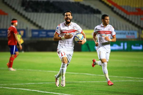 باسم مرسي يقود الزمالك لهزيمة الأهلي في نهائي كأس مصر