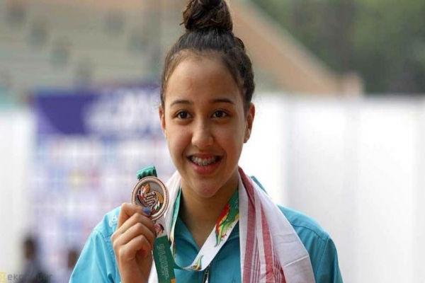 السباحة النيبالية غوريكا سينغ أصغر مشاركة في الأولمبياد
