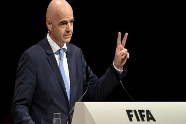 إنفانتينو يتدخل شخصياً لدى الاسرائيليين لحل أزمة نهائي كأس فلسطين