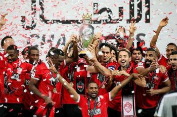 القاهرة تحتضن كأس السوبر الإماراتية