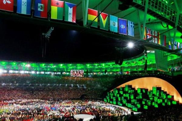 رفض الرياضيون في الفريق اللبناني المشارك في الألعاب الأولمبية الجلوس في حافلة واحدة على جانب الفريق الإسرائيلي