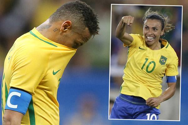الجماهير البرازيلية اظهرت غضبها الكبير تجاه نيمار دا سيلفا