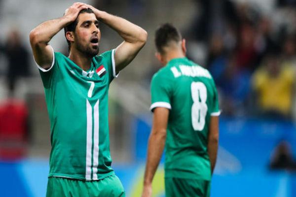 حسرة عراقية بعد الخروج المبكر من أولمبياد ريو