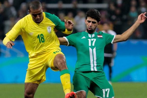 العراق يفشل في بلوغ الدور الثاني من البطولة الأولمبية
