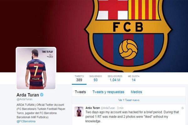 توران يفسر لجماهير برشلونة سبب إعجابه بقميص الريال