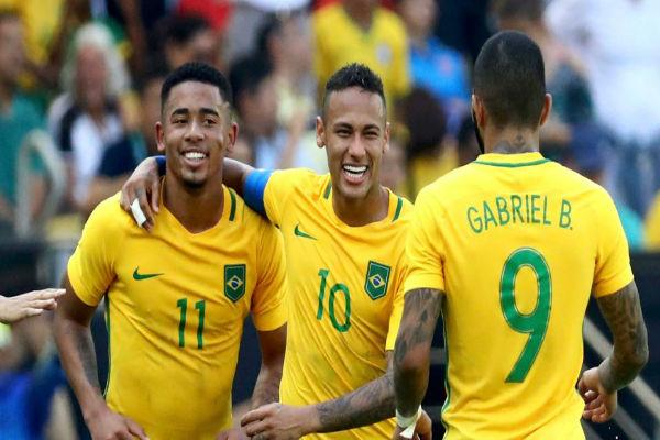 مدرب البرازيل يعول على هجوم
