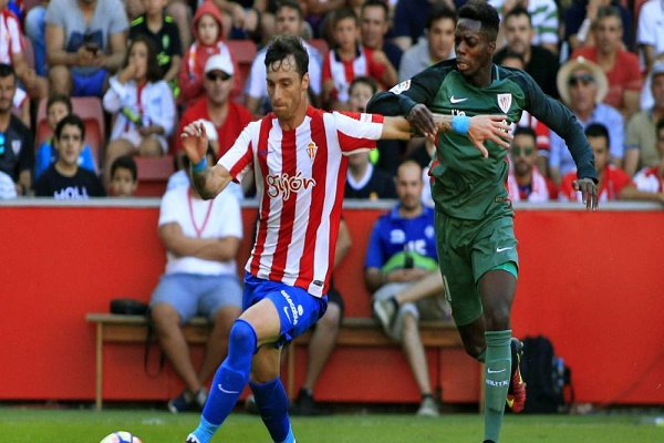 خيخون يستهل حملته في الدوري الإسباني بانتصار