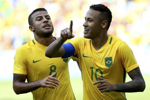 نيمار والبرازيل على بعد 90 دقيقة من مجد طال انتظاره