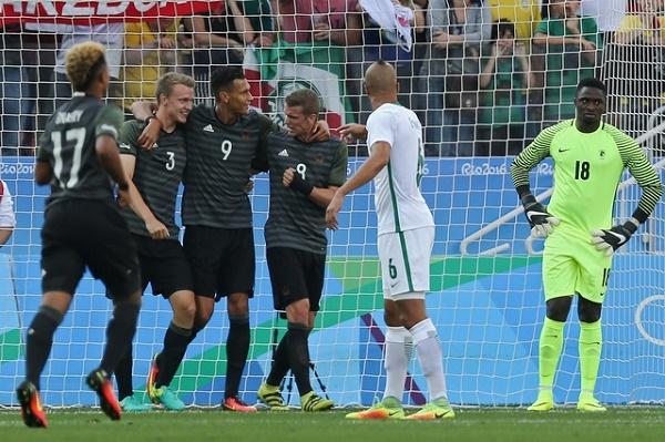 المانيا تلحق بالبرازيل الى المباراة النهائية