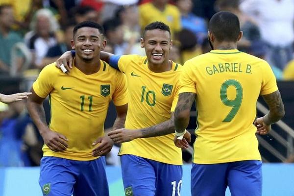 فرحة برازيلية