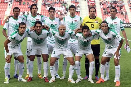 قائمة العراق النهائية لمواجهتي أستراليا والسعودية