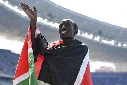 تجريد الكيني كيمبوي من البرونزية ومنحها للفرنسي مخيسي