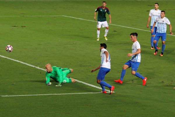 تعادل ملقة واوساسون في افتتاح الدوري الإسباني
