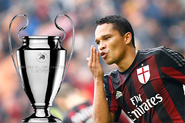 باكا يؤكد رغبته البقاء في صفوف ميلان من أجل قيادته للتأهل لأبطال أوروبا