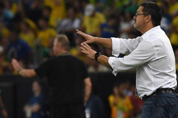 مدرب البرازيل روجيريو ميكال