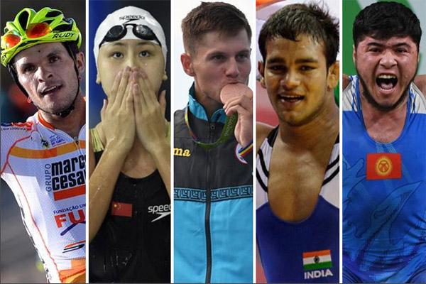 المنشطات ادت الى طرد اكثر من 10 رياضيين من أولمبياد ريو دي جانيرو