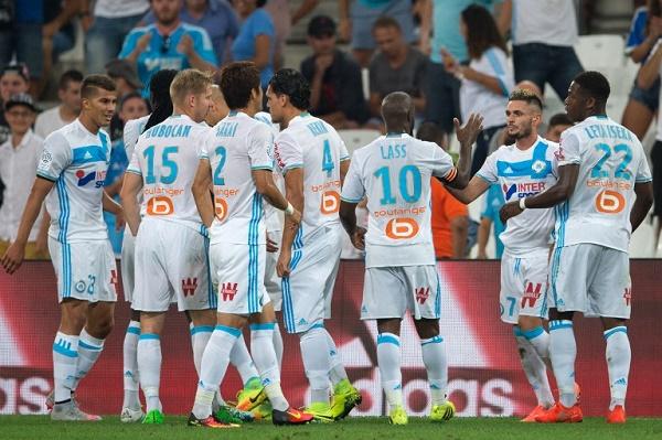 مرسيليا يحقق الفوز الأول في الدوري الفرنسي