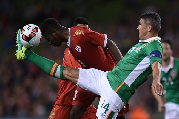 فوز جمهورية إيرلندا على عمان برباعية ودية