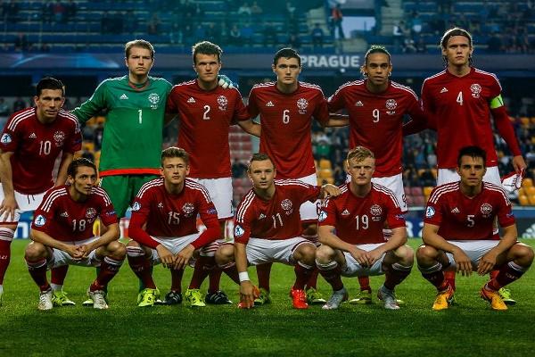 المنتخب الدنماركي