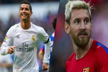 تشافي يؤكد: لا وجه للمقارنة بين ميسي وكريستيانو رونالدو!