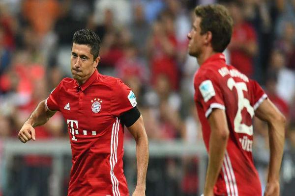 بايرن ميونيخ لتأكيد انطلاقته القوية في الدوري الألماني