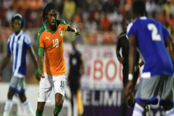 ساحل العاج تتعادل مع سيراليون وتتفادى فقدان اللقب القاري