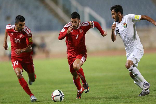 فوز لبنان على أفغانستان ودياً