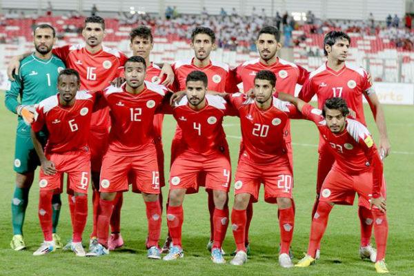 منتخب البحرين لكرة القدم