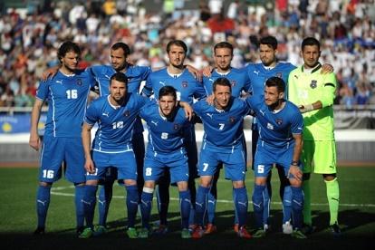 كوسوفو جاهزة لخوض مباراة تاريخية في تصفيات مونديال 2018