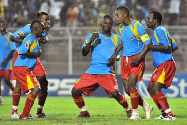 فوز الكونغو على غينيا بيساو