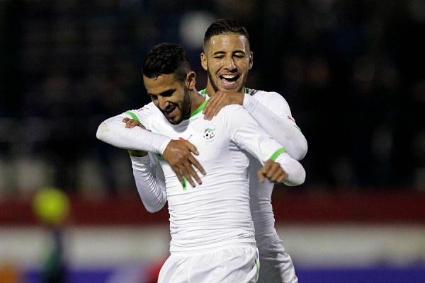 الجزائر تسحق ليسوتو بسداسية في تصفيات كأس أمم أفريقيا