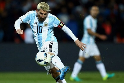 ميسي يجدد ولاءه للمنتخب الأرجنتيني