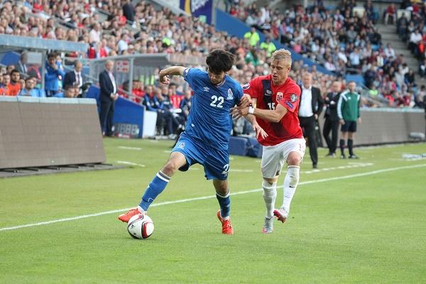 خسارة سان مارينو أمام اذربيجان في تصفيات مونديال 2018
