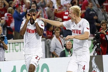 كولن يواصل بدايته الواعدة في الدوري الألماني