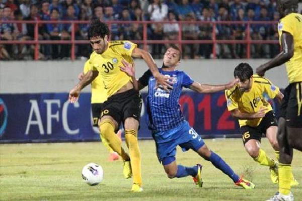 أربيل يفلت من الخسارة على ملعبه في الدوري العراقي