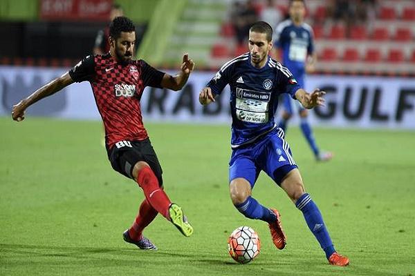 اختبار صعب للأهلي أمام النصر في الدوري الإماراتي