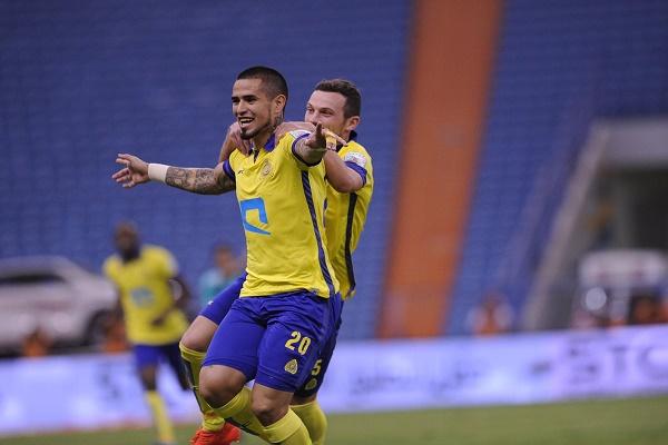 فوز ثمين للنصر على القادسية في الدوري السعودي