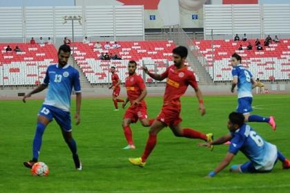 الحد يسقط في فخ التعادل أمام الحالة في الدوري البحريني