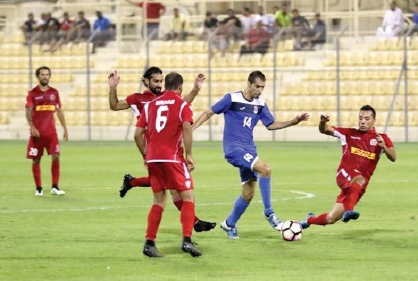 المنامة يبتعد في صدارة الدوري البحريني بفوز قاتل على المالكية