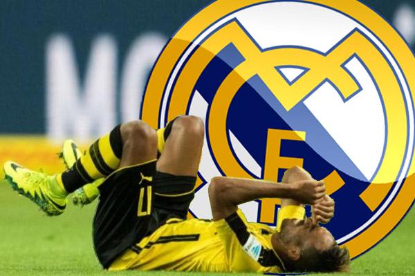 تلقى نادي بوروسيا دورتموند الألماني ضربة موجعة قبل استضافته لفريق ريال مدريد الإسباني