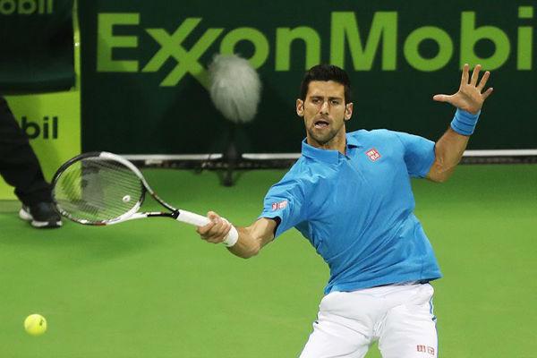 تأهل ديوكوفيتش وموراي إلى نصف نهائي دورة قطر