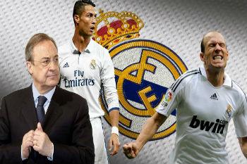 روبن يؤكد: لم أرغب بمغادرة ريال مدريد.. ولكن بيريز أجبرني