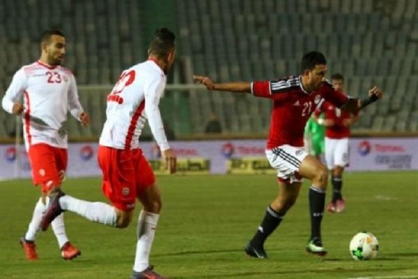 فوز معنوي لمصر على تونس استعدادا لكأس الامم الافريقية