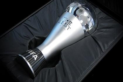 الكشف عن الشكل الجديد لجائزة أفضل لاعب في العالم